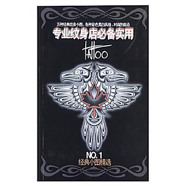 Professional Tattoo Book for Tattoo Shop