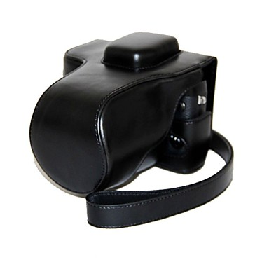 pajiatu® Retra пу кожаный чехол для фотокамеры защитный чехол для Fujifilm Фудзи х-t1 XT1 с 18-55 объективом