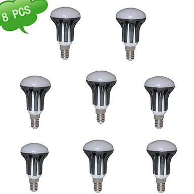 E14 Spoturi LED R50 15 led-uri SMD 3022 Alb Cald 720lm 3000K AC 85-265V