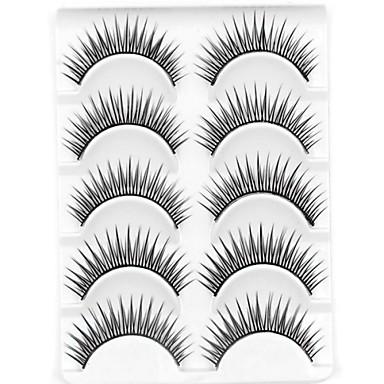 Oogwimper Extra Volume Naturel Gekruld Dagelijkse make-up Natuurlijk lang Make-up hulpmiddelen Hoge kwaliteit Dagelijks