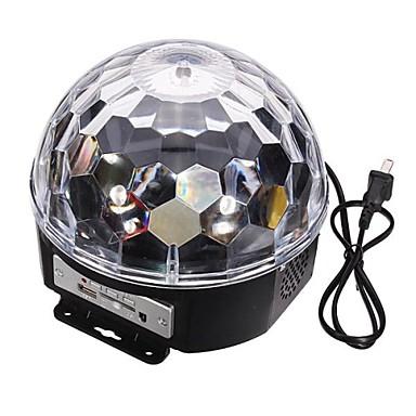 LT-906876 de culoare RGB digitală condus de cristal magie proiector cu laser pasă (240v.1xlaser proiector)