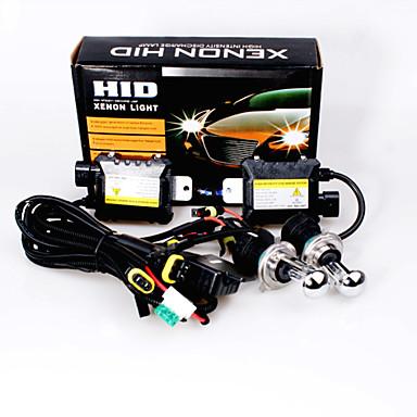 H4 Leuchtbirnen 35W 3200lm HID Xenon Scheinwerfer For Honda / Toyota