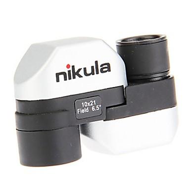 super-mini de buzunar 10x 21mm pentru drumeții de călătorie telescop camping monocular