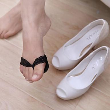 хлопок губка подушки противоскользящим стельки для обуви 2 пары (больше цветов)