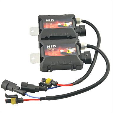 Carking ™ 12V 35W H3 6000K bílé světlo HID Xenon Kit