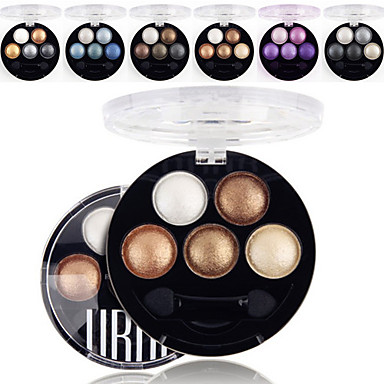 6 Colors Eyeshadow Palette / Powders Eye Daily Makeup / Smokey Makeup Makeup Cosmetic / Matte / Shimmer