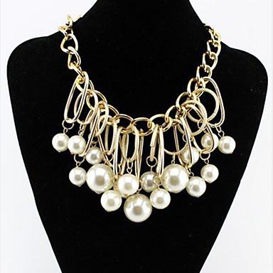 корейский жемчужное ожерелье женщин