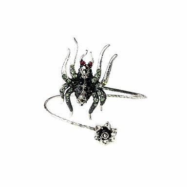 divat női pók kézzel karkötők
