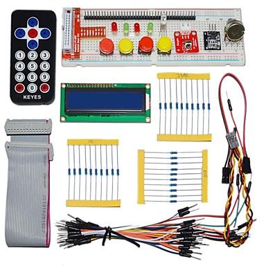 Keyes электронные компоненты упаковки для Raspberry Pi (пульт дистанционного управления черный)