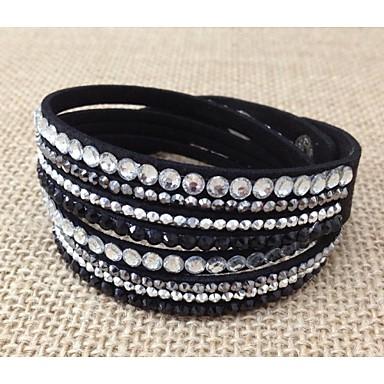 Unisex - Ketting Zwart Armbanden Voor Bruiloft Feest Speciale gelegenheden