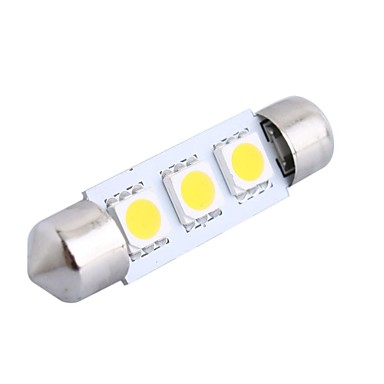 Araba Sıcak Beyaz SMD 5050 2800-3300 Kapı lambası Okuma Işığı Plaka Aydınlatma Lambası