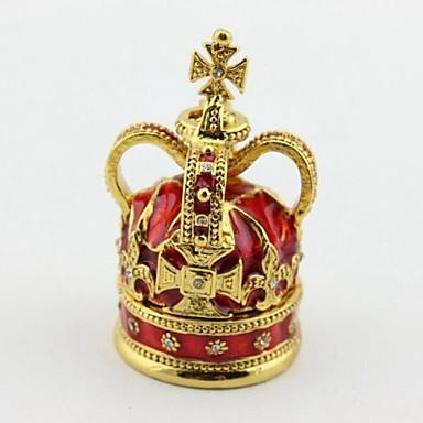 Корона коробка ювелирных изделий коробка брелок