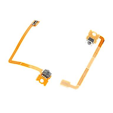3dsxl lr Knopfflexkabel Band 2pcs 3DS XL Ersatz Reparatur Teil