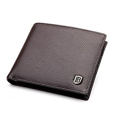 86b26877d bostanten pánská kožená peněženka s vyraženým multi-funkční expozice cardbag