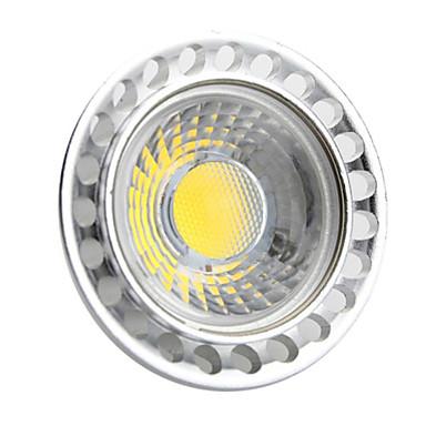 GU5.3 (MR16) LED-spotlampen MR16 COB 400-450 lm Warm wit AC 12 V