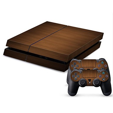 B-SKIN Klistremerke Til Sony PS4 ,  Klistremerke PVC 1 pcs enhet