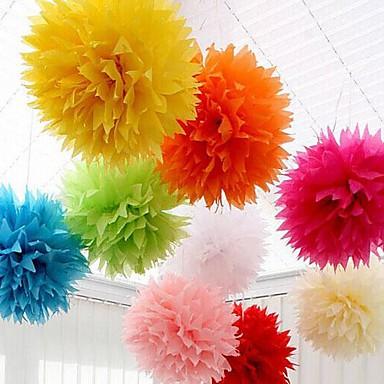 Esküvő / Parti Gyöngy-papír Esküvői dekoráció Tengerparti téma / Kerti témák / Virágos téma / Klasszikus téma Tél Tavasz Nyár Ősz Minden