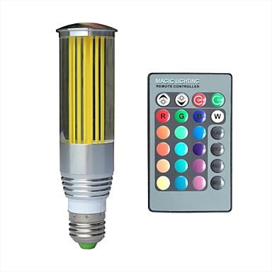 E26/E27 LED Globe Bulbs 1 leds High Power LED RGB 100lm RGBK AC 100-240V