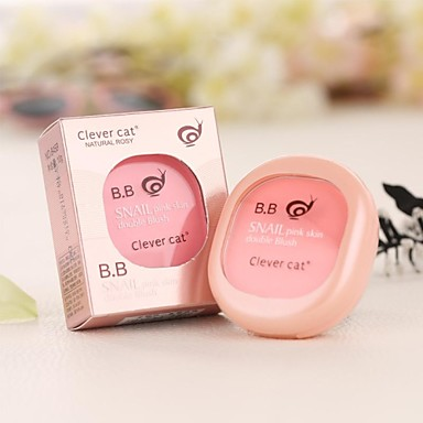 5 Blush Dry Powder Face Cosmetic Beauty Care Makeup for Face