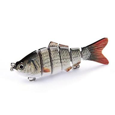 رخيصةأون طعم صيد الأسماك-1 pcs صندوق المعالجة خدع الصيد طعم صيد جامد (المنوة) سمك اوروبي ضفدع بلاستيك إغراء الصيد