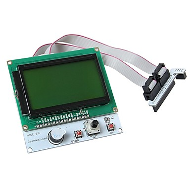 geeetech LCD12864 slimme controller 3