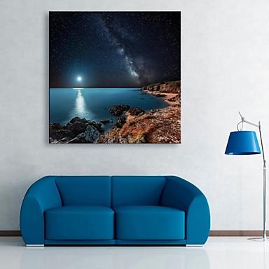 LED-canvaskunst Abstract Klassiek, Eén paneel Kangas Print Muurdecoratie Huisdecoratie