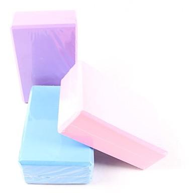 Jóga kockák (Pink / Kék / Bíbor mm Eco Friendly / Non Toxic