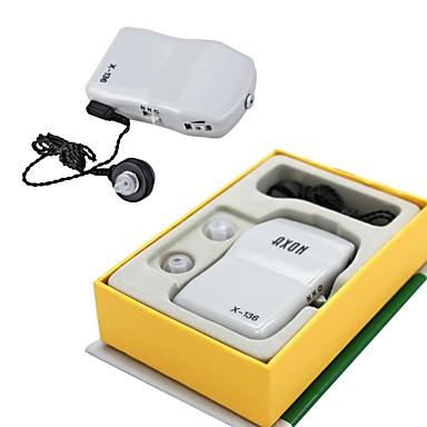 νέα υψηλής ισχύος ενσύρματη κουτί ενίσχυσης μίνι ακουστικά βαρηκοΐας καλύτερο ήχο ενισχυτή acousticon δέκτη