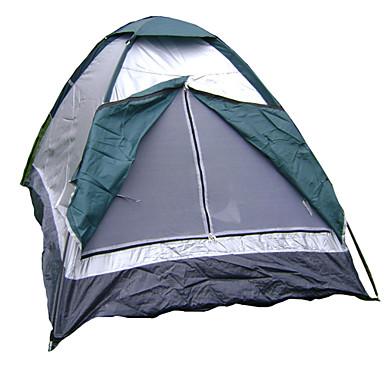 AOTU 2 osoby Namiot Pojedynczy Namiot kempingowy Wodoodporny Rain-Proof na Łowiectwo Piesze wycieczki Wędkarstwo Plaża Kemping