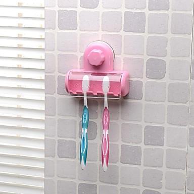Gadget de Salle de Bain Moderne Plastique PVC 1 pièce - Salle de  Bain Brosse à dents et accessoires