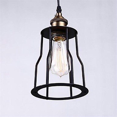 LWD Pendant Light Ambient Light - Mini Style, 110-120V / 220-240V Bulb Not Included / 5-10㎡ / E26 / E27