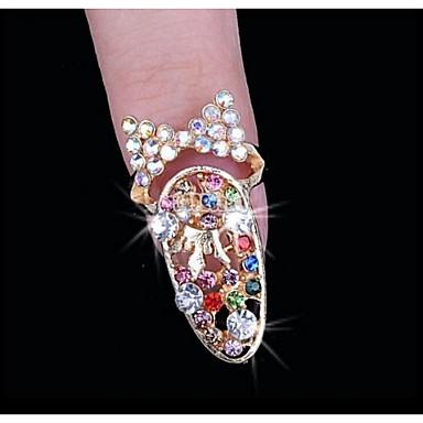 1 Kit νυχιών Nail Art Διακόσμηση Γάμος DIY τέχνη νυχιών