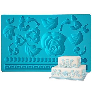 bakvorm Taart Koekje Cake Siliconen Milieuvriendelijk Verjaardag Hoge kwaliteit