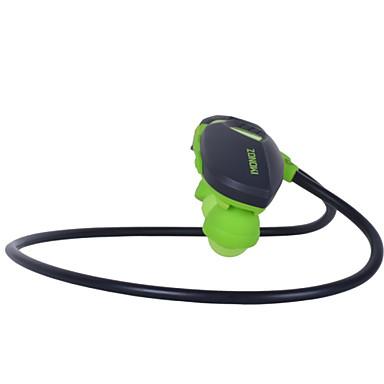 Kulakta Kablosuz Kulaklıklar Plastik Spor ve Fitness Kulaklık Gürültü izolasyon Mikrofon ile Ses Kontrollü Magnet Attraction kulaklık