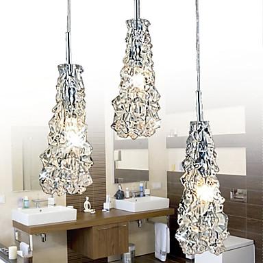 MAX 10W Contemporain Ampoule incluse Métal LustreSalle de séjour / Chambre à coucher / Salle à manger / Bureau/Bureau de maison / chambre