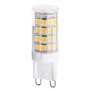 YWXLIGHT® 350 lm G9 LED Mais-Birnen T 51 Leds SMD 2835 Warmes Weiß Natürliches Weiß Wechselstrom 220-240V