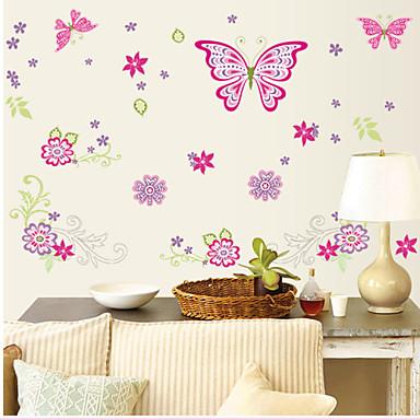 Animals Romance Wall Stickers Plane Wall Stickers Decorative Wall Stickers, Vinyl Home Decoration Wall Decal Wall