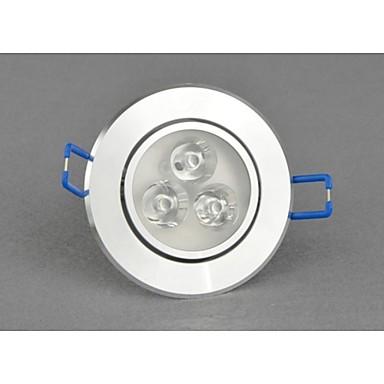 3000-6500lm 2G11 LED Downlights Rotatable 3 LED Beads High Power LED Warm White / Cold White 100-240V