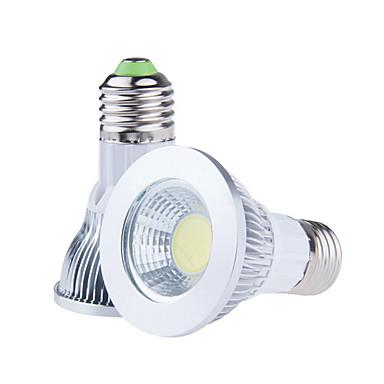 150 lm E26/E27 LED szpotlámpák 1 led COB Meleg fehér Hideg fehér AC 220-240V