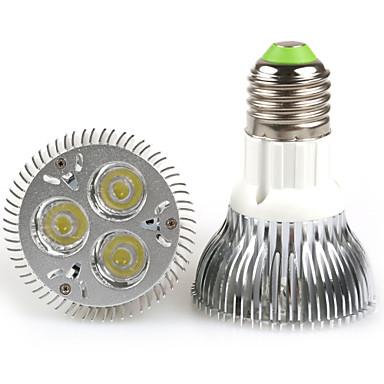 6 W 300-350 lm E26/E27 LED PAR lámpák PAR20 3 led Nagyteljesítményű LED Meleg fehér Hideg fehér AC 100-240V AC 85-265V