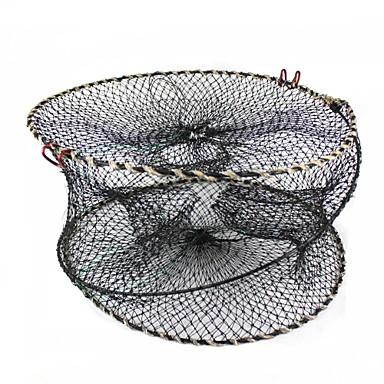 grote capture krab visnetten