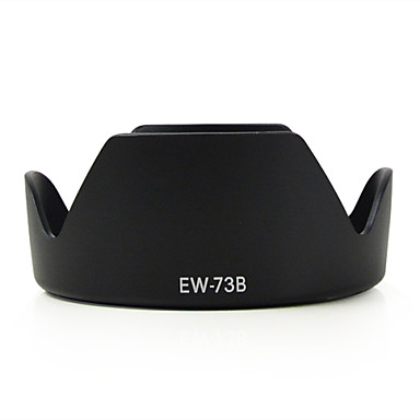 lentille 73b de pétale le capot mengs® pour Canon EF-s17-85mm f / 4-5,6 est, ef-s18-135mm f / 3,5-5,6 est, ef-s18-135mm f / 3.5-5.6 IS STM