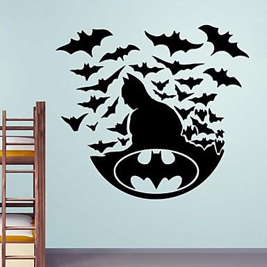 stickers muraux stickers muraux, Batman muraux PVC autocollants.