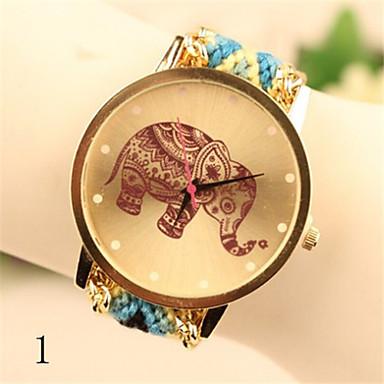 Coo Women's Quartz Casual Bracelet Watch (Assorted Colors)
