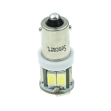 SO.K BA9S Light Bulbs SMD 5630 / High Performance LED 400-550 lm Turn Signal Light For universal