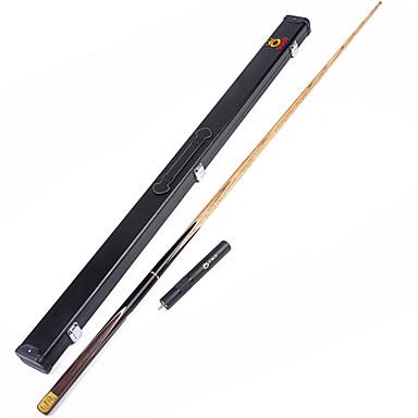Τρία τέταρτα Δύο-κομμάτι Cue Sticks & Αξεσουάρ Στέκα Θαλασσί Αγγλικά Μπιλιάρδο Σνούκερ Ξύλο