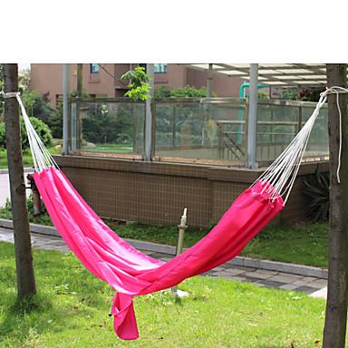 поднять Отдых гамак парашютом ткань двойной гамак легкий дышащий кемпинга взрослых at6716