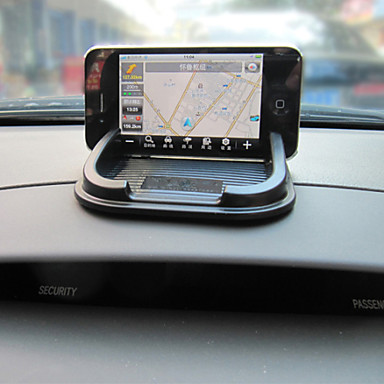 Car Interior with Mobile Phone Mat Car Styling