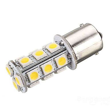 SO.K 2pcs 1156 Auto Leuchtbirnen SMD 5050 300-350LM 18 Innenbeleuchtung