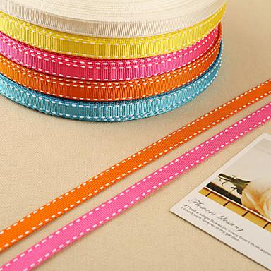 Tömör szín Grosgrain Esküvői szalagok-1 Darab / Set Grosgrain szalag